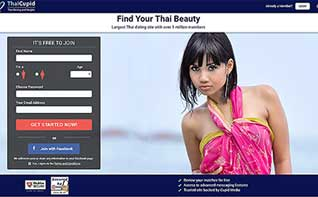 Top rated Thai women dating website